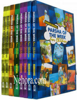 Parsha of the Week For Children Soft Cover 60 Vol. Set