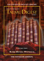 The Wasserman TalmuDigest Series, Volume Two
