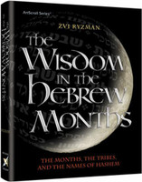 The Wisdom In The Hebrew Months: The months, the tribes, and the names of Hashem