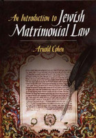 An Introduction to Jewish Matrimonial Law