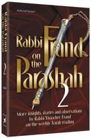 Rabbi Frand On the Parashah volume 2