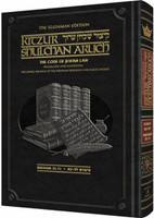 The Kleinman Edition Kitzur Shulchan Aruch - Code of Jewish Law Volume 2 (Chapters 35-71)