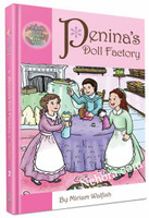 Penina's Doll Factory (Jewish Girls Around the World)