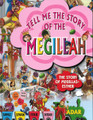 Tell me the Story of the Year -Megillah -Adar-Laminated Edition