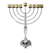 Karshi Oil Menorah - Jerusalem (M-K9817-M)
