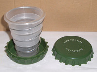 The Collapsible Travel Cup MC-JTCC