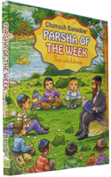 Chumash Bamidber Parsha of the week for children aged 7 and up