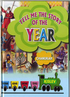 Illustrated Laminated Chanukkah Book