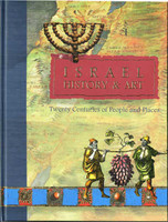 Coffee Table Book - Israel History & Art
