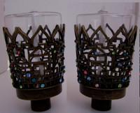 Neronim for Parafin lighting - Brass Finish