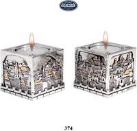 Jerusalem Gates Candlesticks