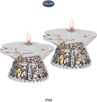 Jerusalem Candlesticks Star