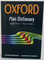 Oxford Mini Dictionary