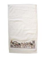Jerusalem Embroidered Netilat Yadayim Towel