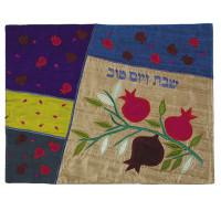 emanuel Raw Silk Challa Cover