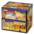 Colorful Jerusalem Jewelry Box