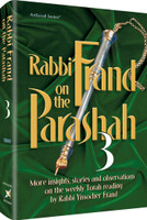 Rabbi Frand on the Parasha