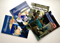 Set of 4 Childrens Tzaddikim Books