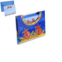 Pomegranate Notelets and Envelopes with Case (Size Small)