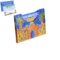 Jerusalem Notelets and Envelopes with Case (Size Small)