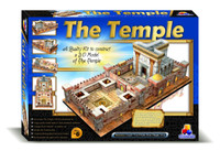Model of the Beis Hamikdash (The Temple)