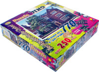 770 Beis Agudat Hasidei Chabad 250 piece Puzzle (GM-P084)