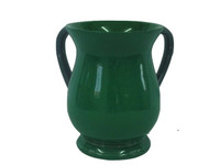 Acrylic Washing Cup Green ( WC-AVI1002A )