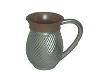Acrylic Washing Cup Silver WC-AVI5195