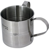 Stainless Steel  Washing Cup (WC-1005)