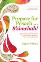 Prepare for Pesach … B'simchah!