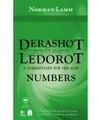 Derashot Ledorot: Numbers