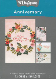 Religious Anniversary Cards