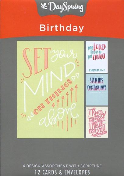 DaySpring Birthday Cards Loading Zoom