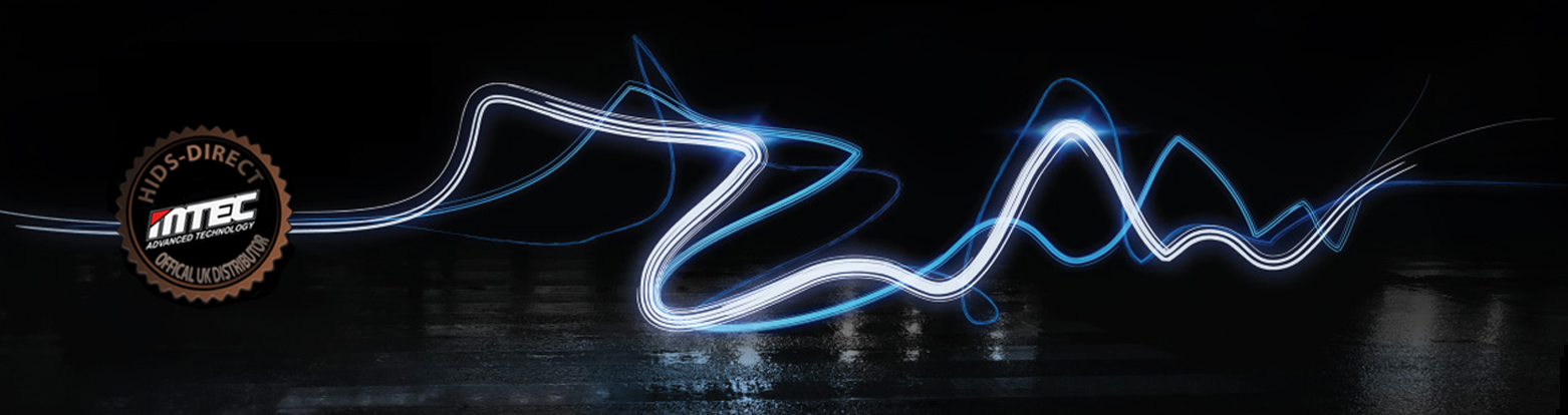 Mazda 323F MK4 100w Super White Xenon High//Low//LED Side Light Headlight Bulbs