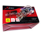 XTEC 582 12V W21W Clear Auto Replacement Bulbs (Pack of 10)