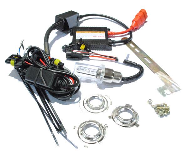 HS1,H6M & H4 Hi/Lo Motorbike & ATV HID Xenon Conversion Kit Select on