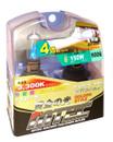 MTEC 9006 HB4 12v 80w JDM Golden Yellow Xenon Effect Bulbs