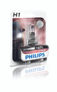 Philips H1 VisionPlus 12V 55W Car Headlight Bulb upto +60% more light