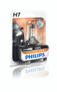 Philips H7 12v 55w Vision Car Headlight Bulb +30% More Light