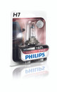 Philips H7 12v 55w Vision Plus Car Headlight Bulb +60% More Light