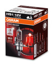 Osram HS1 35/35w Night Racer +50% Motorbike bulb (Single) (64185NR5-01B)