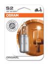 Osram Ba20d 35/35w Motorbike bulb (Single Blister) (64327-01B)