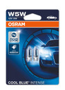 Osram CBI 501 W5W Xenon effect Bulb +20% Light 4200K (Twin Pack) (2825HCBI-02B)