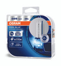 Osram D2S 35W Xenarc Cool Blue Intense HID Xenon Bulbs 66240CBI