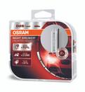 sram D2S 35w Xenarc Night Breaker Unlimited HID Xenon Bulbs (Twin Pack) (66240XNB-HCB)