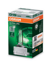 Osram Xenarc Ultra Life 10 YR Guarantee D1S Single Bulb (66140ULT)