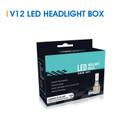 H3 Foglight 3000Lm CSP (2121) LED bulbs Kit 6000K