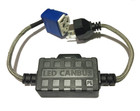 H4 LED Headlight Decoder Fix for LED Kits (1 x Lead)