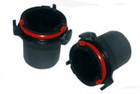VAUXHALL ASTRA MK4 BULB HOLDERS FOR HID KITS