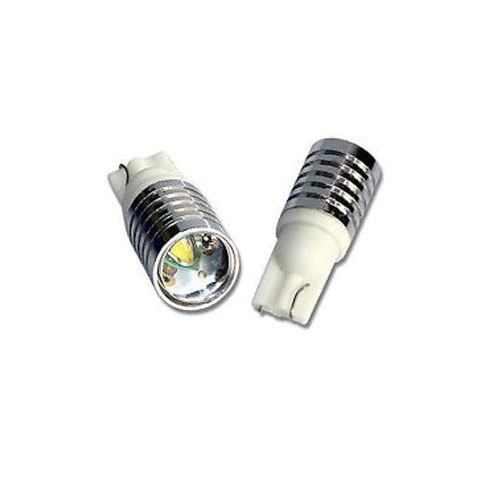 501 5 SMD LED PURE WHITE SIDELIGHT CANBUS BULBS BMW MINI COOPER